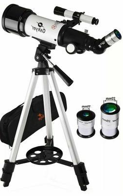 Gskyer AZ70400 70mm Aperature 400mm Astronomy Telescope Kit