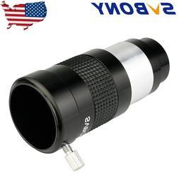 "SVBONY Barlow Lens 1.25"" 3X Multi-coated for Astronomy Teles"