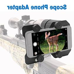 bestguarder hunting scope cam adapter