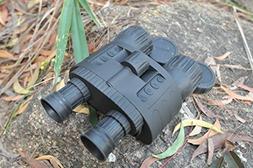 OTSC Bestguarder WG-80 5MP 4x50mm HD Digital Night Vision Bi