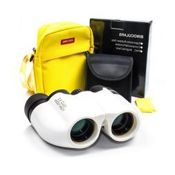 Timy Binoculars 10x22 Compact Optics Telescopes Gift Kids Ou
