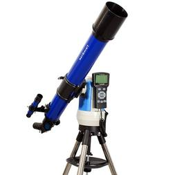 TwinStar Blue 70mm iOptron Computer Controlled Refractor Tel