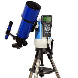 TwinStar Blue 80mm iOptron Computer Controlled Refractor Tel
