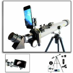 Brand NEW Cassini 800mm x 60mm Astronomical Telescope with S