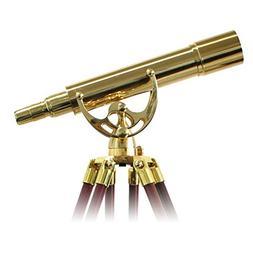 Omegon Brass Telescope 20-60x60mm