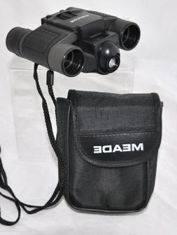 Meade Capture View II 8x22 Integrated Binocular with Digital