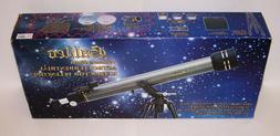 Galileo CC-2 700mm x 60mm Astro Terrestrial Refractor Telesc