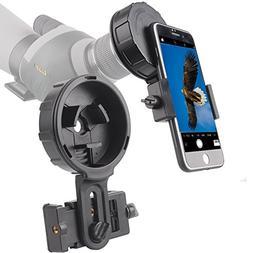 cellphone telescope adapter mount