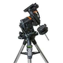Celestron CGX Computerized German Equatorial Mount and Tripo