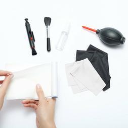 AmazonBasics Cleaning Kit for DSLR Cameras and Sensitive Ele