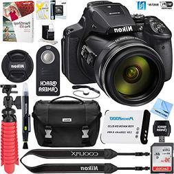 Nikon COOLPIX P900 16MP 83x Optical VR Zoom Digital Camera