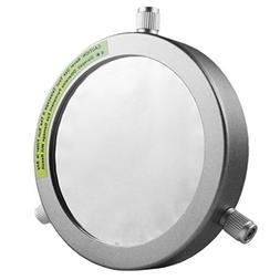 Astromania Deluxe Solar Filter 120mm Adjustable Metal Cap fo
