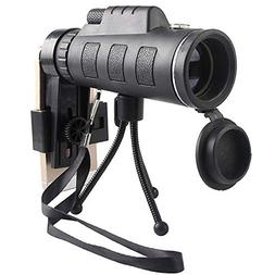 DENER❤️ Telescop with Tripod and Phone Mount,High Powe