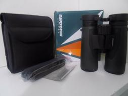 Wingspan Optics EagleScout 10X42 High Powered Binoculars for