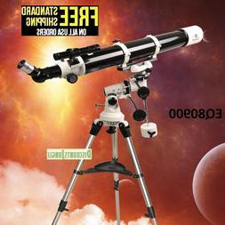 Gskyer EQ 80900 Telescope, German Technology Telescope,Starw