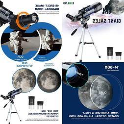 Esslnb Telescope For Kids With Tripod 70Mm Telescopes For As