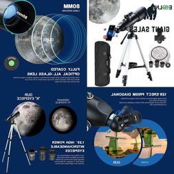 Esslnb Telescopes For S Kids Astronomy Beginners 80Mm Astron