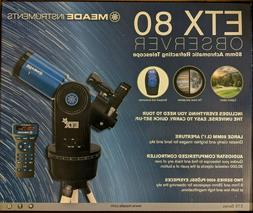 Meade ETX 80 Observer 80mm Achromatic Refracting Telescope 2