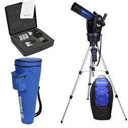 Meade ETX 80 Observer Telescope & Tripod  W/Astromaster Eyep