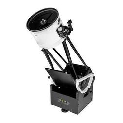 "Explore Scientific Dobsonian 10"" Truss Tube Telescope Black"
