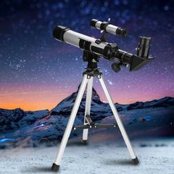 F40400 150X Astronomical Refractor Telescope Portable With T