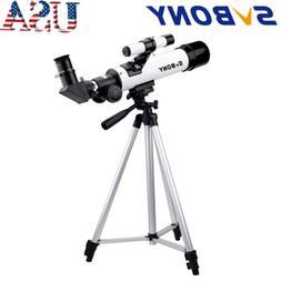 F7 Solar Eclipse Refractor Telescope 60mm&Filter&Viewfinder