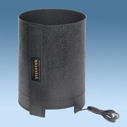 """Astrozap Flexi-Heat Dew Shield with Two Notches - 9.25"""" SCT/"""
