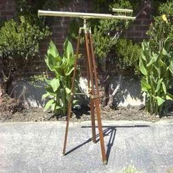 "Floor Standing Brass Griffith Astro Telescope 38"" - Brass Te"