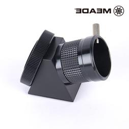 Full Metal 45 Degree Zenith Mirror Diagonal Adapter Erecting