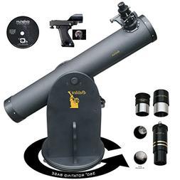 Galileo G-160DB - 1300mmx160mm Astronomical Dobsonian Reflec