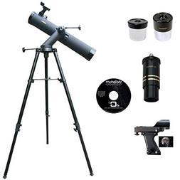 Galileo™ 800x80mm Tracker Reflector Telescope