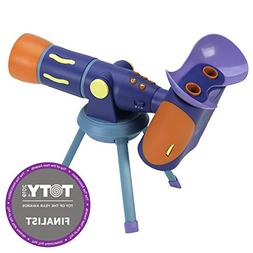 Educational Insights GeoSafari Jr. Talking Telescope -  Feat