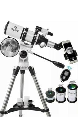 Gskyer Telescope 80mm Space Astronomical Refractor Telescope
