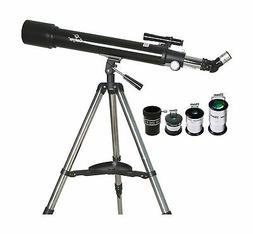 Gskyer Telescope AZ70700 German Technology Instruments Infin