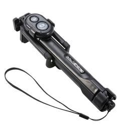 Handheld Selfie Stick Rod Tripod bluetooth Telescope For iOS