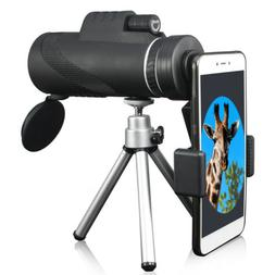 HD 40X60 Optical Zoom Clip on Camera Lens Phone Telescope Fo