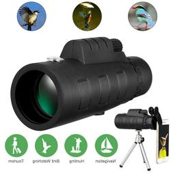 HD 50x60 Optical Zoom Clip on Camera Lens Phone Telescope +T