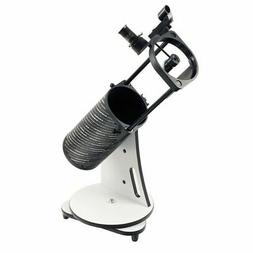 Sky Watcher Heritage 130 Tabletop Dobsonian, Black/White, S1