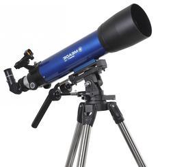 """Meade Instruments Infinity 102mm AZ Refractor Telescope 4"""" 6"""