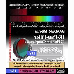"""Baader Planetarium IR Pass Telescope Filter 1.25""""  FIRP-1"""