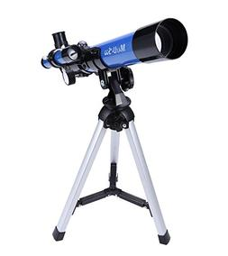 MaxUSee Kids Telescope 400x40mm with Tripod & Finder Scope,