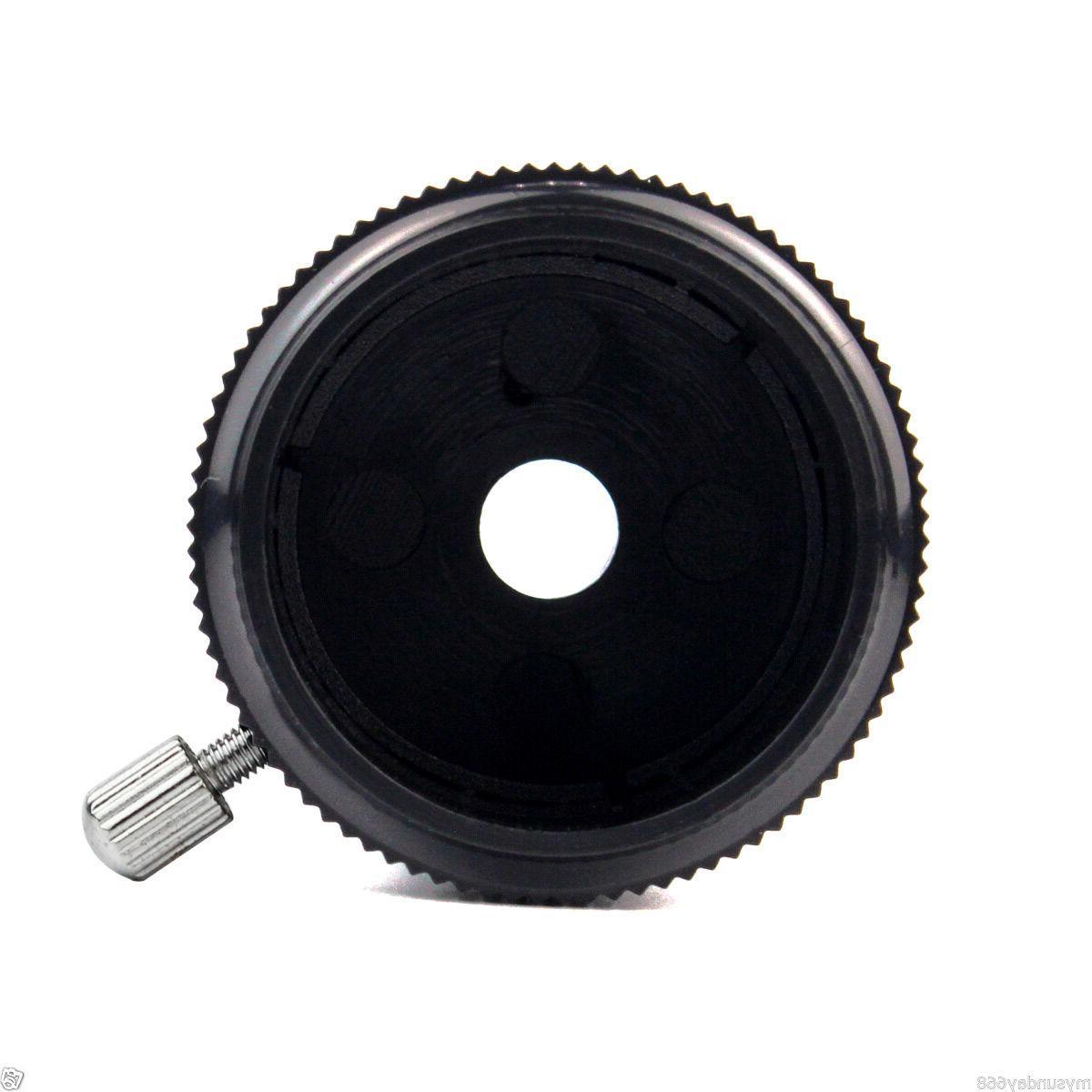 """1.25""""/31.75mm Lens Plastic Telescope black"""