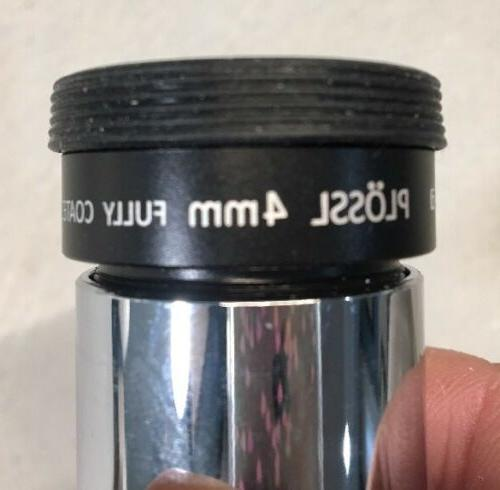Astromania 4mm Telescope Eyepiece 4-Element Plossl Design