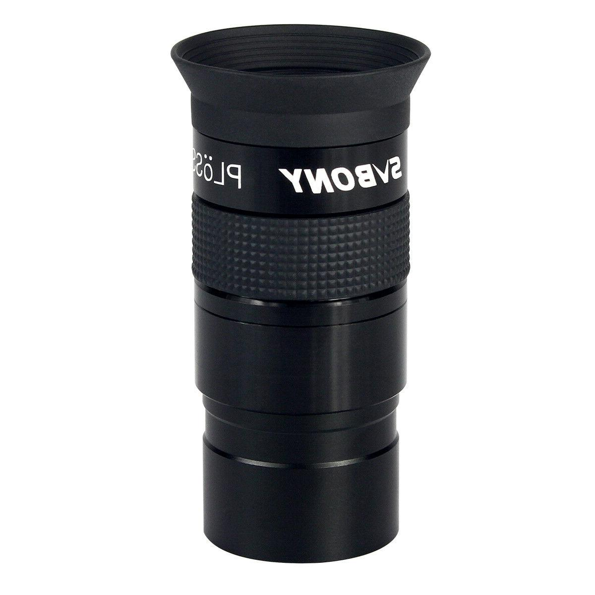 """SVBONY 1.25""""Plossl Telescope Lens Multi-CoatedUS"""