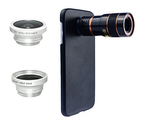 1 wide angle macro lens