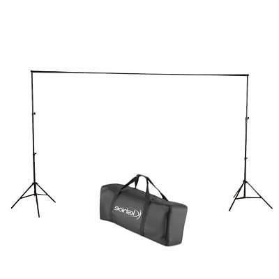 10Ft Heavy Duty Adjustable Photography Background Support St