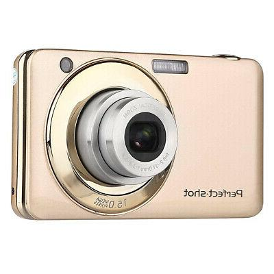 Digital Camera Inch LCD 1080P 4K 24MP Face Detection Optical Zoom