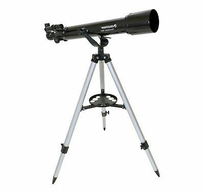 Celestron 21036-WM PowerSeeker 70AZ Astronomical Telescope N