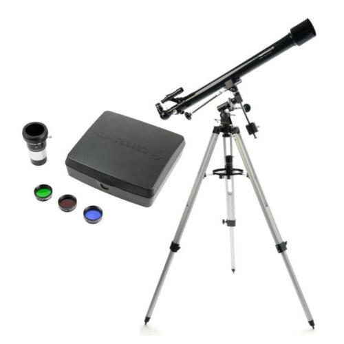 21043 60mm equatorial powerseeker telescope accessory kit