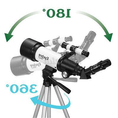 336X 70mm 400mm Professional Astronomical Telescope &